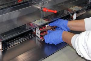 Nature's Bakery Packaging Eagle Protect Sensitive Nitrile Web