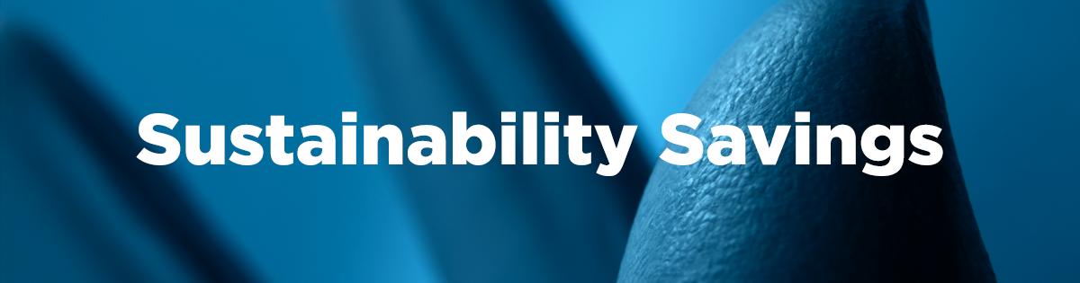 Sustainability Savings 1200X315px