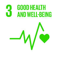 US SDG 3 Health and well being