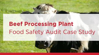Beef Producer Food Safety Audit Case Study