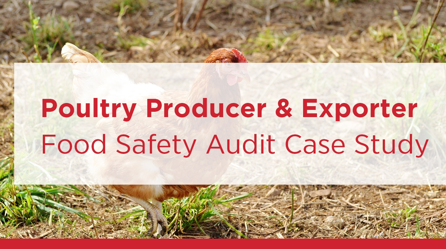 Eagle Protect Poultry Processor Case Study disposable gloves and clothing